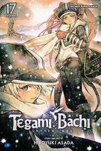 [Tegami Bachi: Volume 17 (Product Image)]