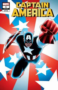 [Marvel: Captain America #1 (Cassaday Variant) (Product Image)]