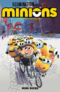 [The cover for Minions #1]