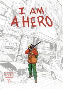 [I Am A Hero: Omnibus: Volume 11 (Product Image)]
