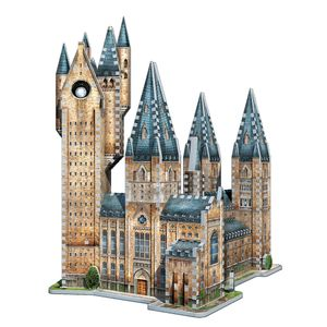 [Harry Potter: 3D Puzzle: Hogwarts Astronomy Tower (Product Image)]