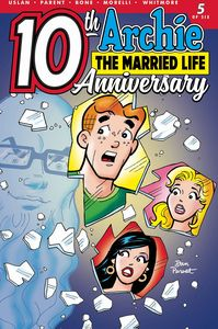 [Archie: Married Life: 10 Years Later #5 (Cover A Parent) (Product Image)]