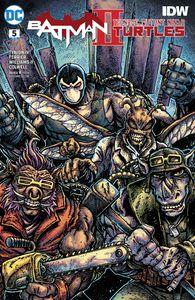 [Batman/Teenage Mutant Ninja Turtles II #5 (Variant Edition) (Product Image)]