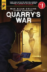 [Hard Case Crime: Quarry's War #1 (Cover A Ronald) (Product Image)]