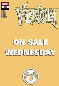 [Venom #26 (Marvel Wednesday Variant) (Product Image)]