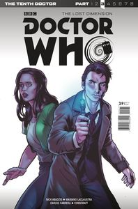 [Doctor Who: 10th Doctor: Year Three #9 (Cover A Bettin) (The Lost Dimension) (Product Image)]