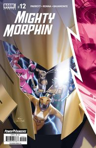 [Mighty Morphin #12 (Cover A Lee) (Product Image)]