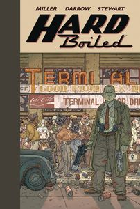 [Hard Boiled (Second Edition - Hardcover) (Product Image)]