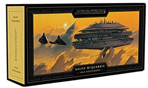 [Star Wars Art: Ralph McQuarrie Postcards (Product Image)]