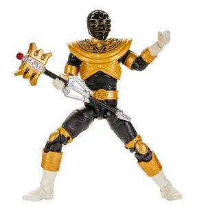 [Power Rangers Legacy: Lightning Collection Action Figure: Zeo Gold Ranger (Product Image)]