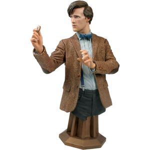 [Doctor Who: Masterpiece Bust: 11th Doctor (Biscuit Hand Variant) (Product Image)]