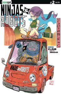 [Ninjas & Robots #2 (Cover C Gochi) (Product Image)]