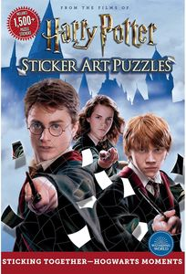 [Harry Potter: Sticker Art Puzzles (Product Image)]