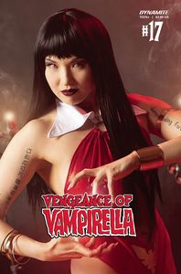 [Vengeance Of Vampirella #17 (Cover D Stalcup Cosplay) (Product Image)]