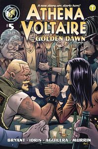 [Athena Voltaire: 2018 Ongoing #5 (Cover C Shoonover) (Product Image)]