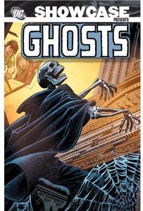 [Showcase Presents: Ghosts: Volume 1 (Product Image)]
