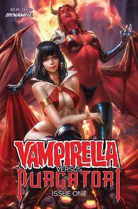 [Vampirella Vs Purgatori #1 (Cover A Chew) (Product Image)]