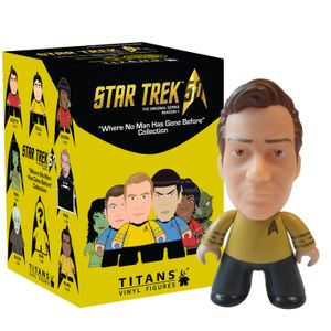 [Star Trek: The Original Series: TITANS: Where No Man Has Gone Before Collection (Product Image)]