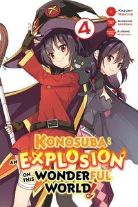 [Konosuba: An Explosion On This Wonderful World!: Volume 4 (Product Image)]