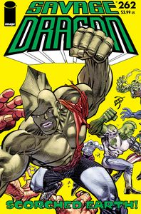 [Savage Dragon #262 (Cover A Larsen) (Product Image)]