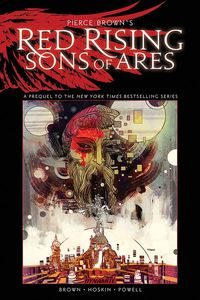 [Pierce Brown's Red Rising: Son Of Ares (Product Image)]