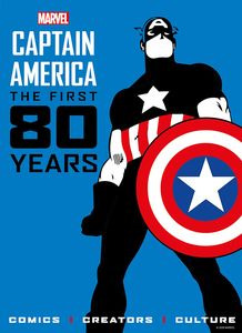 [Marvel Comics: Captain America: The First 80 Years (Hardcover) (Product Image)]
