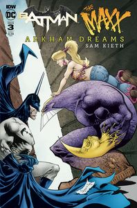 [Batman/The Maxx: Arkham Dreams #3 (Cover A Kieth) (Product Image)]