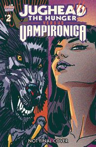 [Jughead: The Hunger Vs Vampironica #2 (Cover B Panosian) (Product Image)]