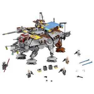 [Star Wars: Lego: Captain Rex's AT-TE (Product Image)]