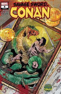 [Savage Sword Of Conan #8 (Product Image)]