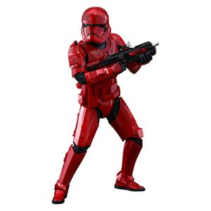 [Star Wars: The Rise Of Skywalker: Hot Toys Action Figure: Sith Trooper (Product Image)]