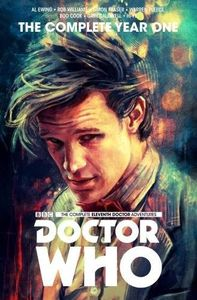 [Doctor Who: Eleventh Doctor: The Complete Year One (Hardcover) (Product Image)]