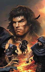 [Conan: Exodus & Other Tales (Product Image)]