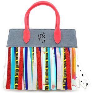 [Harley Quinn & The Birds Of Prey: Loungefly Fringe Crossbody Bag (Product Image)]