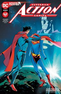 [Action Comics #1029 (Cover A Phil Hester & Eric Gapstur) (Product Image)]