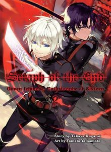 [Seraph Of The End: Volume 2 (Product Image)]