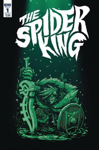 [Spider King #1 (Cover A Darmini) (Product Image)]
