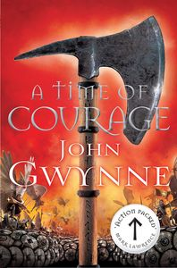 [Of Blood & Bone: Book 3: A Time Of Courage (Product Image)]