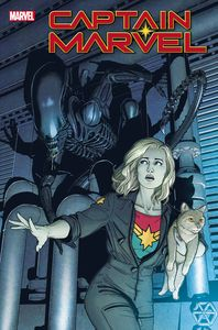 [Captain Marvel #25 (Mckelvie Marvel Vs Alien Variant) (Product Image)]