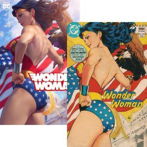 [Wonder Woman #750 (Artgerm Collectibles Exclusive Golden Age Set) (Product Image)]