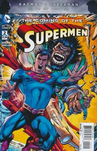 [Superman: The Coming Of The Supermen #2 (Product Image)]