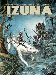 [Izuna (Hardcover) (Product Image)]