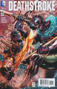 [Deathstroke #10 (Product Image)]