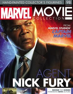 [Marvel Movie Collection #98: Agent Nick Fury (Product Image)]