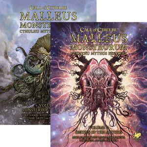 [Call Of Cthulhu: Malleus Monstrorum: Cthulhu Bestiary Set (Product Image)]