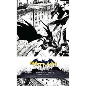 [DC Comics: Artist Edition Ruled Journal: Batman (Hardcover) (Product Image)]