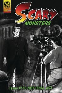 [Scary Monsters Magazine #118 (Product Image)]