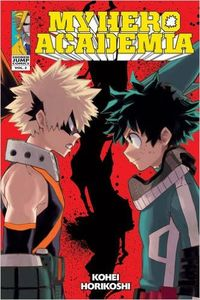 [My Hero Academia: Volume 2 (Product Image)]
