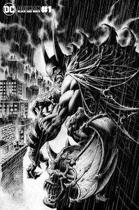 [Batman: Black & White #1 (Of 6) (Kyle Hotz Minimal Dress Variant) (Product Image)]