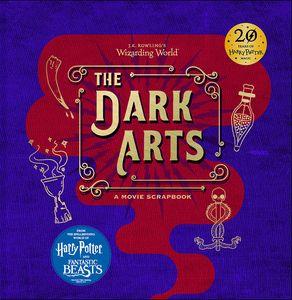 [J.K. Rowling's Wizarding World: The Dark Arts Movie Scrapbook (Hardcover) (Product Image)]